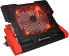 Picture of Thermaltake Laptop Cooling Pad Massive23 GT κόκκινο LED