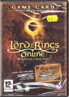 Picture of THE LORD OF THE RINGS ONLINE GAME CARD ( PC )