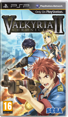 Picture of Valkyria Chronicles II ( PSP )