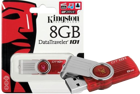 Picture of KINGSTON DataTraveler 101 DT101G2/8GB USB flash memory