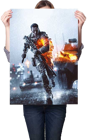 Picture of Battlefield 4 Poster 61x91.5