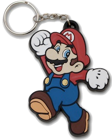 Picture of Super Mario Rubber Keychain