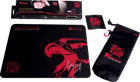 Picture of Thermaltake Tt eSPORTS White-RA Special Tactics Mouse Pad speed Edition