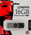 Picture of KINGSTON USB Memory Stick Data Traveler 101 G2 DT101G2/ 16GB