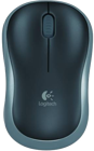 Picture of Logitech WIRELESS MOUSE M185 GREY