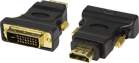 Picture of Logilink HDMI adapter HDMI female to DVI-D male
