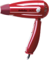Picture of Babyliss 5250E Hair Dryer Στεγνωτήρας Μαλλιών κόκκινο