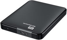 Picture for category USB Hard Disk Drives