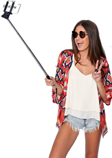 Picture for category Selfie Sticks - Tripods
