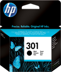 Picture of HP 301 Black (CH561EE) Μελάνι InkJet