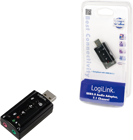 Picture of Logilink USB2 Audio Adapter 7.1 Sound
