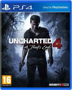 Picture of Uncharted 4: A Thief's End ( PS4 )