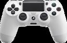 Picture of Ασύρματο χειριστήριο PS4 SONY Dualshock4 V2 Sixaxis Controller άσπρο
