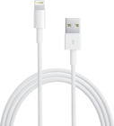 Picture of Duracell USB5012W Sync/Charge Cable Lightning for iPad,iPhone & iPod 1m