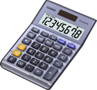 Picture of CASIO Calculator MS-80 VER II Αριθμομηχανή γραφείου