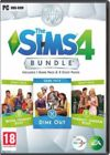 Picture of The Sims 4 Bundle Pack (Movie Hangout - Dine Out - Romantic Garden Stuff) ( PC )