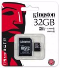Picture of Kingston SDC10/32GB Κάρτα μνήμης microSDHC 32GB Class 10