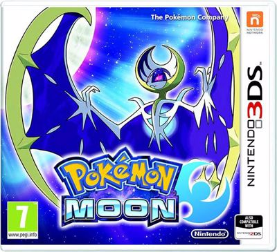 Picture of Pokemon Moon ( 3DS )