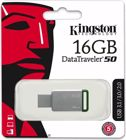 Picture of Kingston Datatraveller DT50/16GB 16GB USB 3 Memory stick