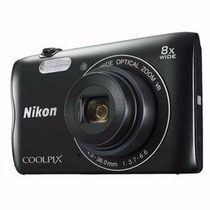 Nikon Digital Camera A300 Coolpix Μαύρο