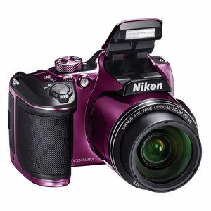 Nikon Coolpix B500 Purble Φωτογραφική Μηχανή Compact