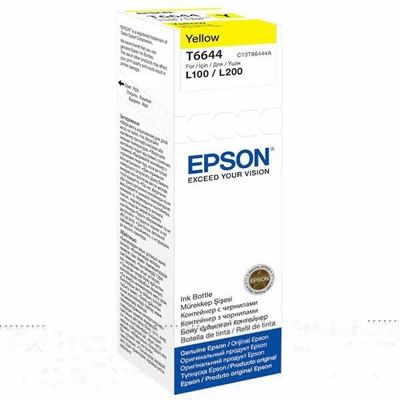 Epson Μελάνι T6644 Yellow