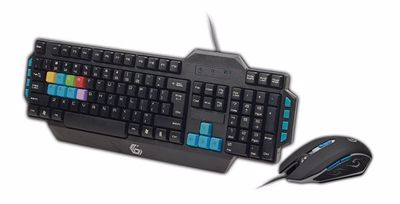 Gembird KBS-WMG-01 Wireless Keyboard and mouse US