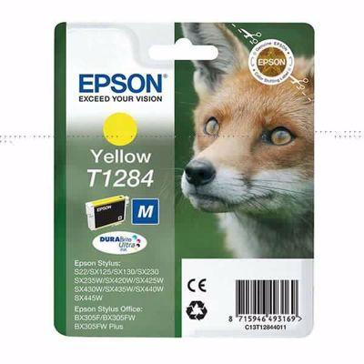 Epson T1284 Μελάνι Yellow