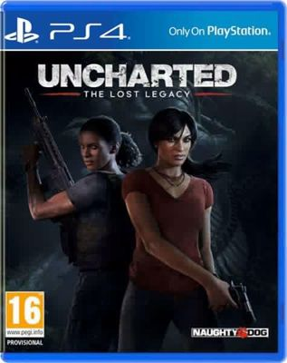 Uncharted : THE LOST LEGACY ( PS4 )