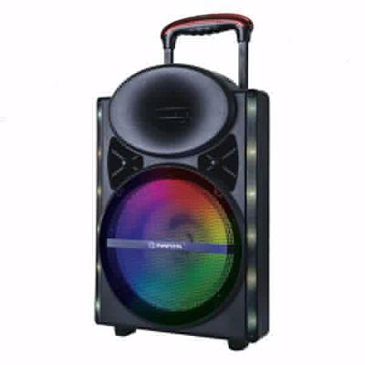 Manta SPK5024 Καραόκε Ηχείο - power audio - μικρόφωνο - remote control
