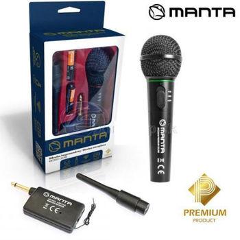 MIC9003 CELINE Wireless Microphone PREMIUM