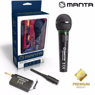 MIC9003 CELINE Wireless Microphone PREMIUM