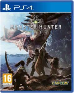 Monster Hunter World ( PS4 )