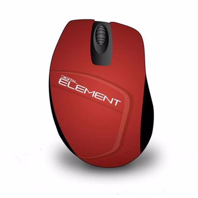 Element Mouse Wireless Element MS-165R Κόκκινο