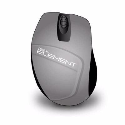 Element Mouse Wireless Element MS-165S Γκρί