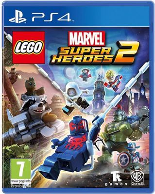 Lego Marvel Super Heroes 2 ( PS4 )