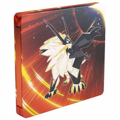 Pokemon Ultra Sun - SteelBook ( 3DS )