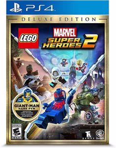 Marvel Super Heroes 2 Deluxe Edition ( PS4 )