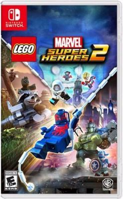 Lego Marvel Super Heroes 2 ( NS )