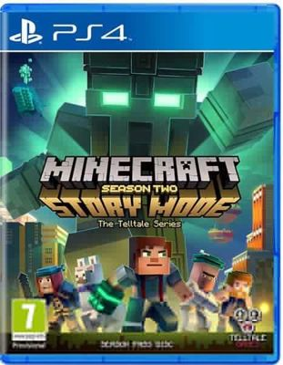 Minecraft Story Mode Season 2 - Season Pass Disk ( PS4 )
