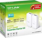 TP-Link AV1000 2-port Gigabit Passthrough Powerline Starter Kit TL-PA7020P KIT