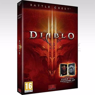 Diablo 3 Battlechest ( PC )