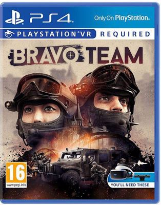 Bravo Team VR ( PS4 )