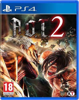 Attack on Titan 2 ( PS4 )