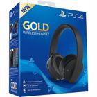 Sony Gold Wireless Headset για PS4 και PSVR