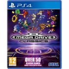 Sega Megadrive Classics ( PS4 )