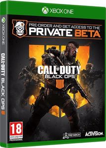 Call Of Duty Black Ops 4 (XBOXONE )