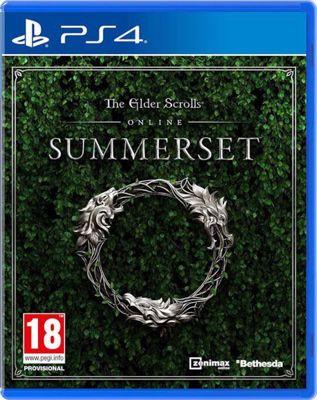 The Elder Scrolls Online SUMMERSET ( PS4 )
