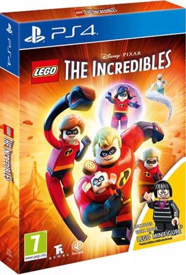 Lego The Incredibles ( PS4 )