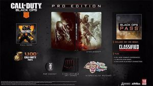 Call Of Duty Black Ops 4 - PRO EDITION - ( XBOX ONE )